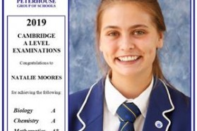 CIE A Level Top Achievers 2019